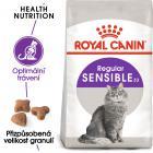 Royal Canin Sensible - granule pro kočky s citlivým zažíváním
