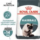 Royal Canin cat Hairball Care - granule pro kočky pro správné vylučování