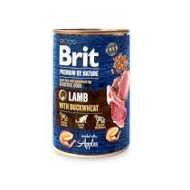 BRIT dog Premium by Nature LAMB with BUCKWHEAT