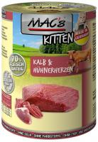 MACs  cat  konz. KITTEN  kalb/hunherherzen