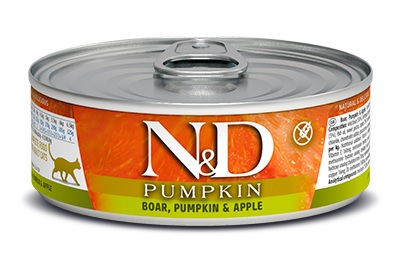Namp;D cat  konz. PUMPKIN boarAPPLE - 12 x 80g
