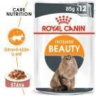 Royal Canin Intense Beauty Gravy - kapsička pro kočky ve šťávě