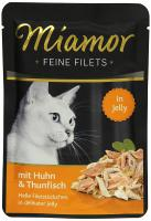 MIAMOR kapsa Feine Filets  100g