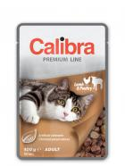 CALIBRA cat kapsa ADULT LAMB/poultry