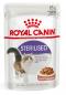 Royal Canin Sterilised Gravy - kapsička pro kastrované kočky ve šťávě