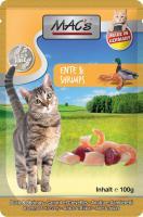 MACs  cat  kapsa KACHNA/KREVETY