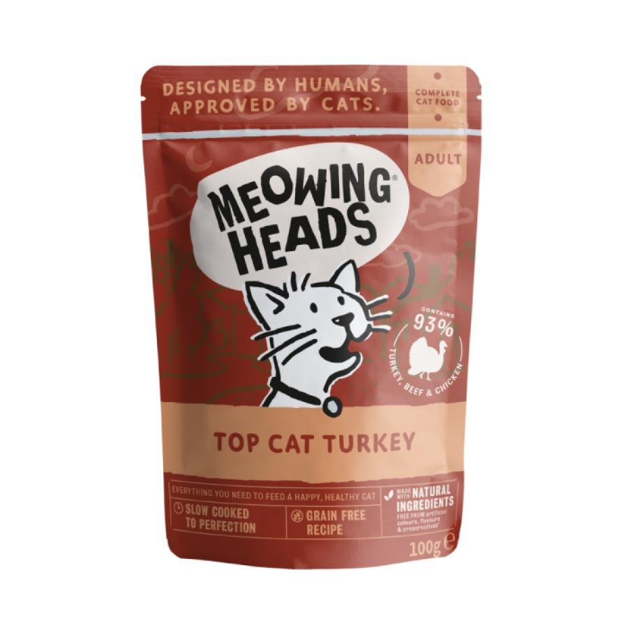 E-shop Meowing Heads kapsa TOP tac TURKEY - 2x100g