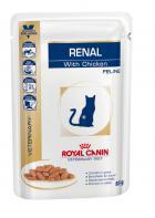Royal Canin Veterinary Diet Cat RENAL CHICKEN kapsa