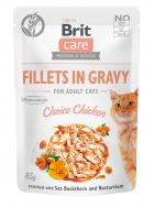 BRIT CARE cat kapsa ADULT  CHOICE  chicken