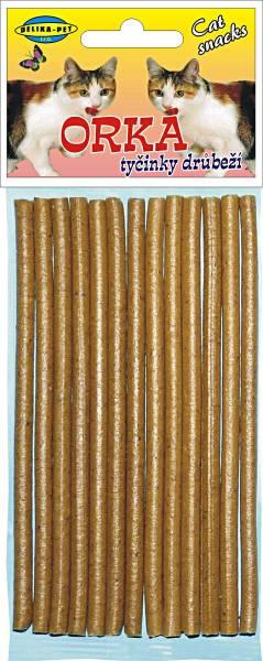 E622 ORKA tyčinky DRŮBEŽÍ  - 13ks/bal.