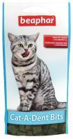 Beaphar  pochoutka CAT-A-DENT BITS