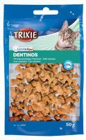 Trixie  cat pochoutka Denta Fun DENTINOS