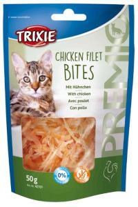 Cat pochoutka Premio Light kuřecí filetky (trixie)