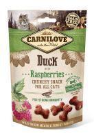 CARNILOVE cat DUCK/raspberries
