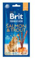 BRIT cat  premium  poch. SALMON/trout