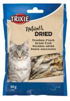 Cat pochoutka SUŠENÉ rybičky (trixie)