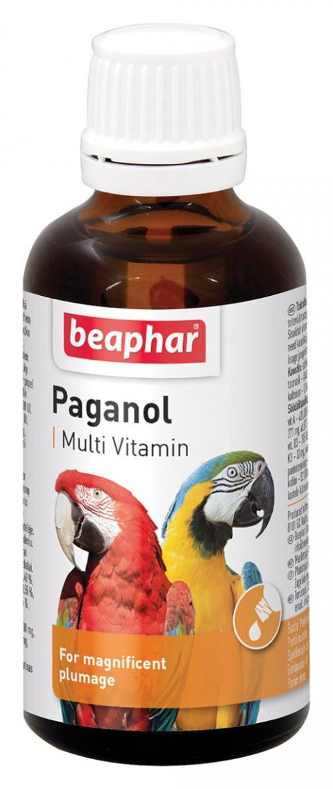 PAGANOL proti vyškub. peří-ptáci (Beaphar) - 50ml