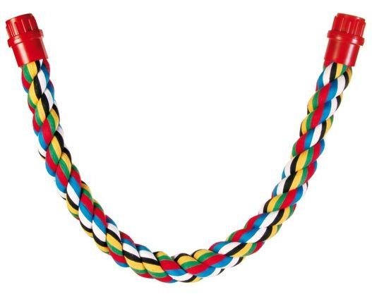Trixie HOUPAČKA bavl.lano JUMBO 75cm/3cm