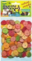 E410 ŠMUDLA ovocná směs