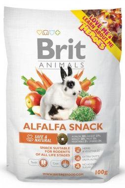 BRIT animals   snack ALFALFA - 100g