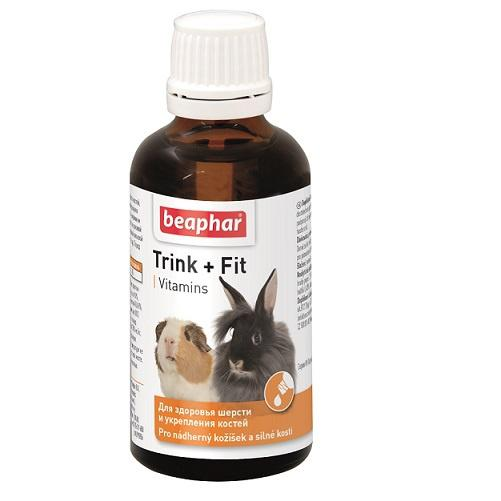Beaphar TRINK + FIT pro hlodavce - 50ml