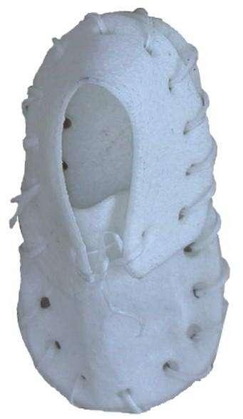 Pamlsek BOTIČKA BÍLÁ - 8cm - 25ks