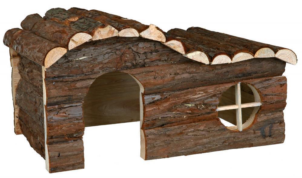 Trixie dřevěný DŮM HANNA pro králíka