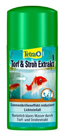 TetraPond  Peatamp;Straw Extract - 250ml