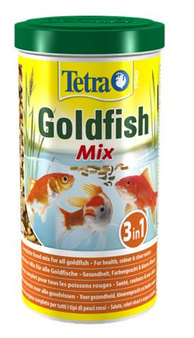 TetraPond  GOLDFISH MIX - 1l