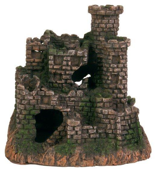 Tera ZŘÍCENINA hradu malá (trixie) - 12cm