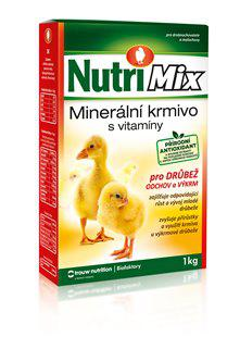 Nutrimix DRŮBEŽ - 3kg