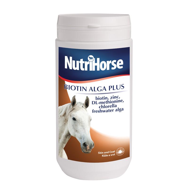 Nutri HORSE BIOTIN ALGA PLUS - 1kg/cca330tbl