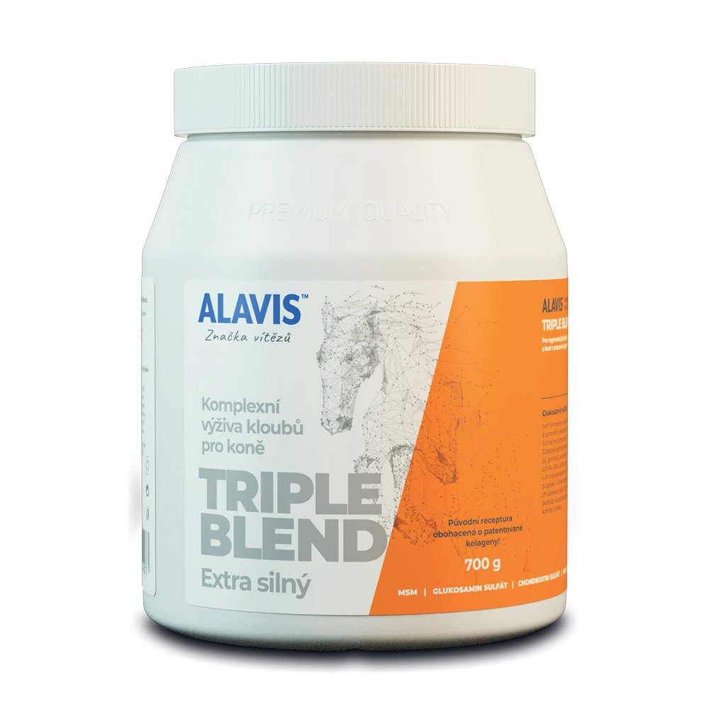 ALAVIS TRIPLE BLEND EXTRA SILNÝ - 700g