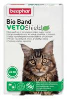 Beaphar  antiparazitní obojek CAT BIO BAND