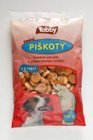 TOBBY  Piškoty  Mini 120g