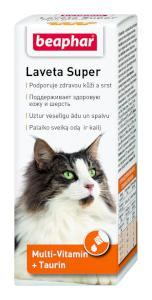 Beaphar  LAVETA pro kočky na srst