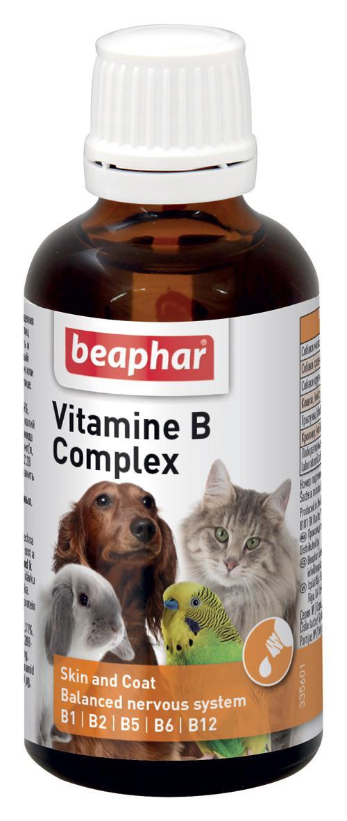 Beaphar VITAMIN B- komplex 50ml