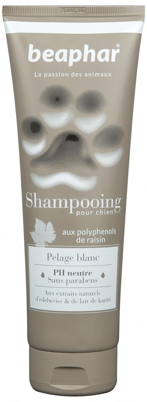 Šampon (beaphar) PELAGE blanc - 250ml