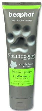 Šampon (beaphar) DOUX tous PELAGES - 250ml