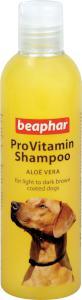 Šampon (beaphar) ProVitamin pro zlatou/hnědou srst
