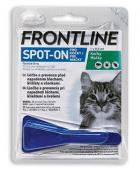 Antiparazitní spot-on FRONTLINE pro kočky