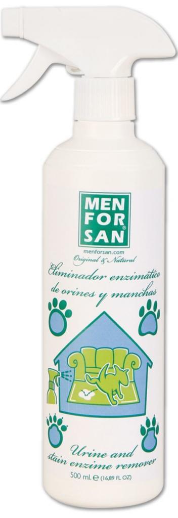 MENFORSAN ODSTRAŇOVAČ MOČI a pachu - 500 ml