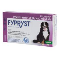 Antiparazitní spot-on FYPRYST pro psy
