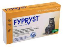 Antiparazitní spot-on  FYPRYST  kočka