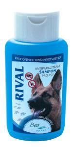Antipar. šampon RIVAL pro psy
