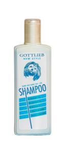 Šampon GOTTLIEB  BLUE vybělující