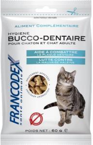 FRANCODEX  cat  poch. DENTAL BREATH