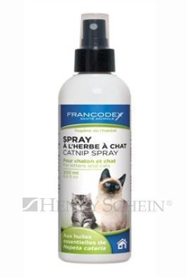 FRANCODEX cat SPRAY stimulační catnip - 200ml