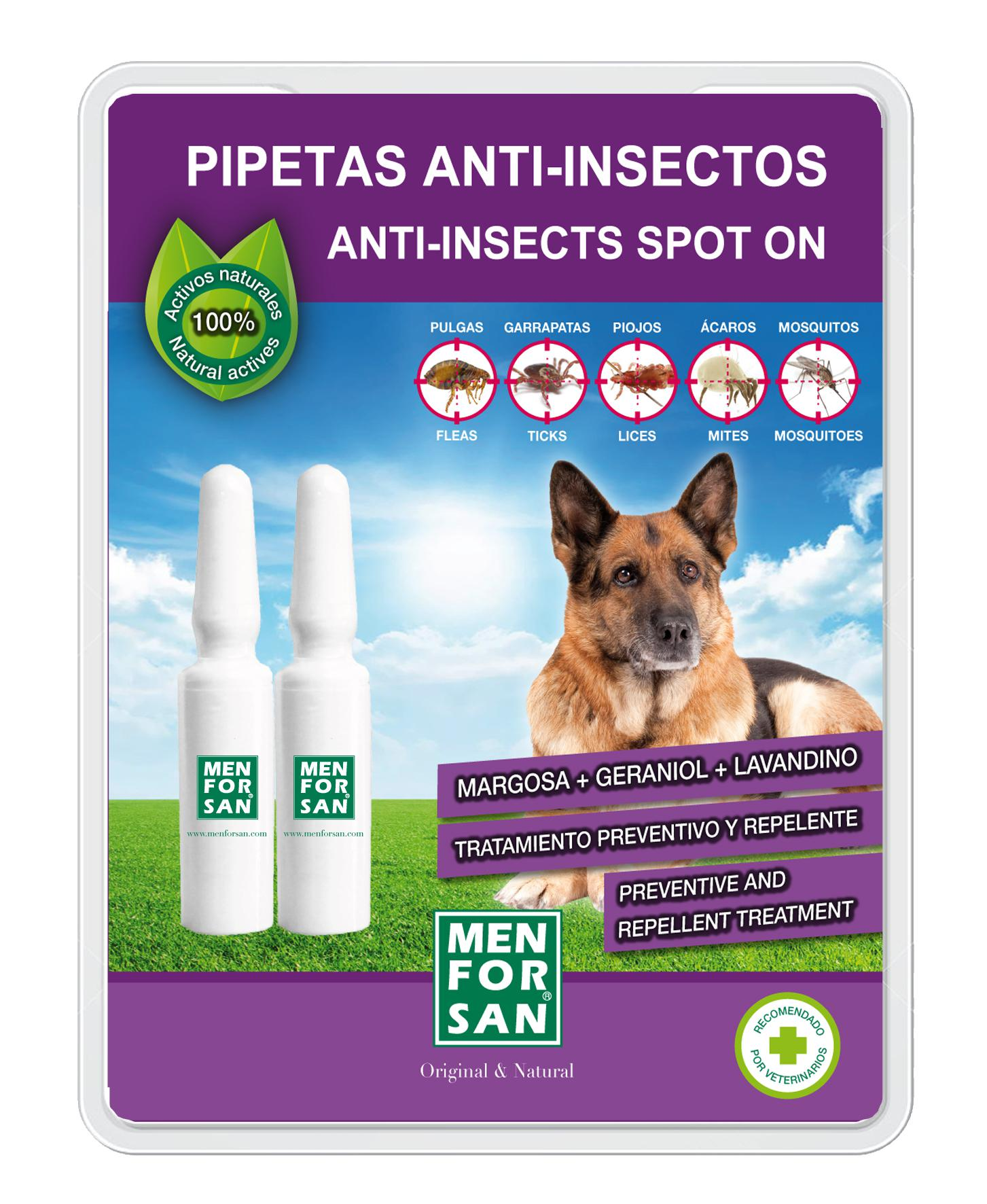 MENFORSAN  ANTIPAR. PIPETA - 2ks