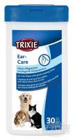 Trixie      péče UŠNÍ čistící ubrousky